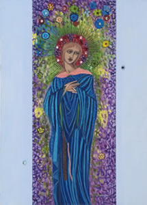 Our Lady from Clonea Power
